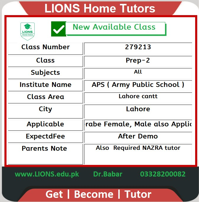 home-tutors-required-in-cantt-lahore